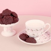 Cocoa Butter Tea Biscuits